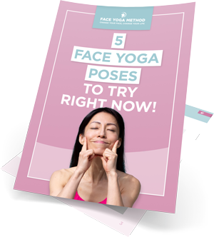 Top 5 Face Yoga Exercises To Reverse Aging - FREE Download